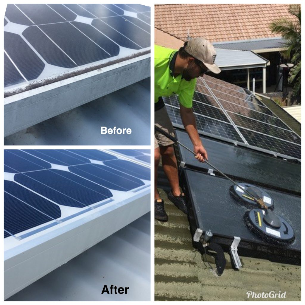 1300 Cleaning Group solar cleaning