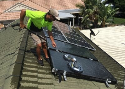 Solar Cleaning 1-2