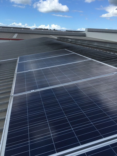 Solar Cleaning 6-2