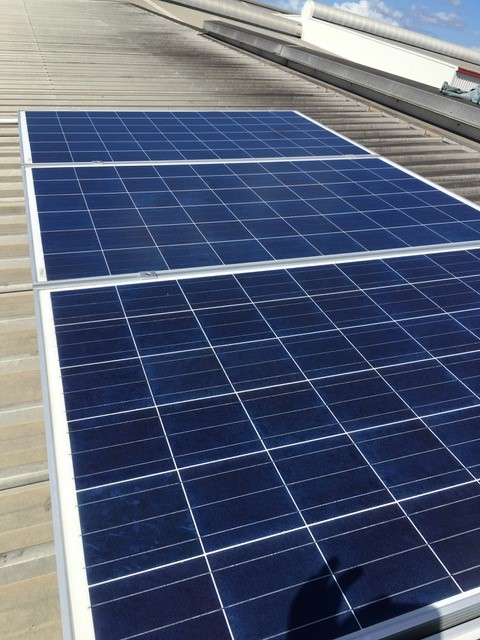 Solar Cleaning 4-2