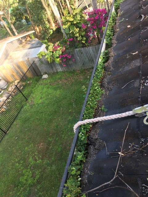 Gutter Cleaning 5-2